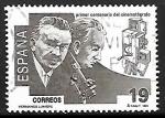 Stamps Spain -  Efemérides - Hermanos Lumiere