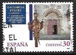 Sellos de Europa - España -  V Centenario de la Universidad de Santiago de Compostela