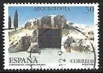 Sellos de Europa - España -  Arqueología - Cueva de Menga