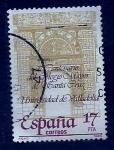 Stamps Spain -  Universidad de Valladolid