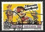 Stamps of the world : Spain :  Cine Español -