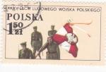 Stamps Poland -  EJERCITO POPULAR POLACO