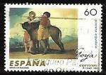 Stamps Spain -  Pintura española -