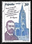 Stamps Spain -  Literatura Española -
