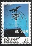 Sellos de Europa - España -  Cine Español -