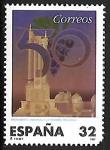 de America - Estados Unidos -  Monumento Universal a la Vendimia -