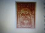 Stamps : America : Colombia :  Escudo - República de Colombia - Correos.