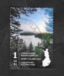 Sellos del Mundo : Europa : Finlandia : 2281 - Parque Nacional de Linnansaari