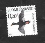 Sellos del Mundo : Europa : Finlandia : Melanitta fusca