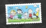 Sellos del Mundo : Europa : Alemania : Snoopy y sus amigos