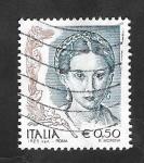 Sellos del Mundo : Europa : Italia : 2538 - Antea, pintura de Francesco Mazzola
