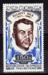 Stamps : Africa : Mauritania :  103 - Elliot See, héroe del espacio