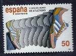 de Europa - España -  V Copa del mundo Atletismo