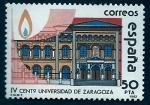 de Europa - España -  Universidad de Zaragoza