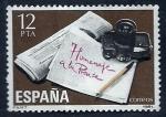 de Europa - España -  Homenage a la prensa