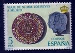 de Europa - España -  Viage de SS.MM.aMejico
