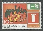 de Europa - España -  El peligro del fuego