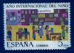 de Europa - España -  Año inter.Del niño