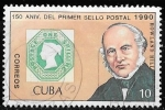 Stamps of the world : Cuba :  Cuba-cambio