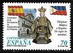 Stamps Spain -  Centenario de la Independencia de Filipinas