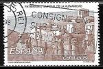 Stamps : Europe : Spain :  Patrimonio de la Humanidad - Casco Antiguo de Cuenca