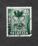 Stamps Spain -  El Santo Grial