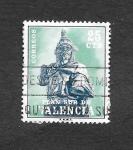 sellos de Europa - España -  Jaime I