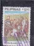 Stamps : Asia : Philippines :  FIESTA ISLANDS