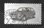 Sellos de Europa - Alemania -  VW Golf Serie 1