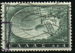 Stamps : Europe : Greece :  Anfiteatro