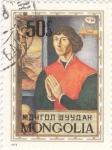 Sellos del Mundo : Asia : Mongolia : KOPERNIK