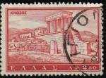 Sellos de Europa - Grecia -  Palacio de Cnosos