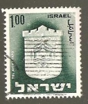 Stamps : Asia : Israel :  INTERCAMBIO