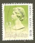 Stamps : Asia : Hong_Kong :  INTERCAMBIO