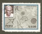 Stamps : America : Peru :  INTERCAMBIO