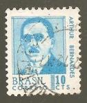 Stamps : America : Brazil :  INTERCAMBIO