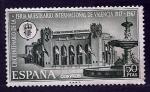 Stamps Spain -  Feria de muestras Valencia