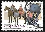 sellos de Europa - España -  400º aniversario fundación de Oviedo - Juan de Oñate