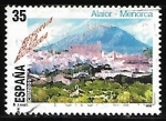 Stamps Spain -  Reserva de Biosfera - Alaior (Menorca)