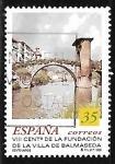 Sellos del Mundo : Europa : España : VIII centenario de la Fundación de la Villa de Balmaseda