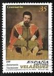 Sellos del Mundo : Europa : España : 400º aniversario del nacimiento de Diego Velázquez