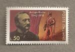 Stamps Italy -  Antonio Boito