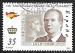 Sellos de Europa - España -  150º Aniversario del primer sello español