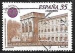 Stamps : Europe : Spain :  Cente narios - Universidad de Lleida