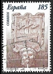 Stamps : Europe : Spain :  Exfina