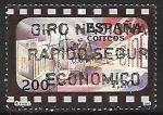 Stamps : Europe : Spain :  Exposición mundial de Filatelia - Cine Antonio Banderas