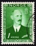 Stamps Norway -  COL-HAAKON VII DE NORUEGA
