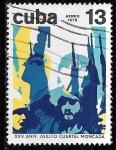 Stamps America - Cuba -  Cuba-cambio
