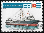 Stamps : America : Cuba :  Cuba-cambio