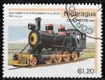 Sellos de America - Nicaragua -  Nicaragua-cambio
